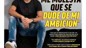 La portada del diario MARCA (21/11/2018)