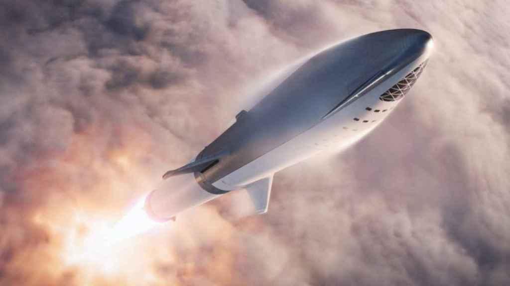 starship spacex 1