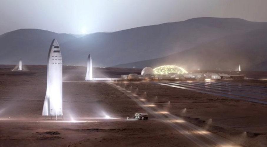 starship spacex 3