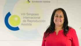 La investigadora y divulgadora Joyce Harper, en Madrid.