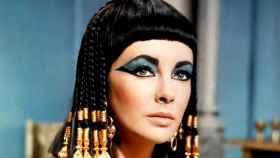 Elizabeth Taylor, la Cleopatra más famosa.