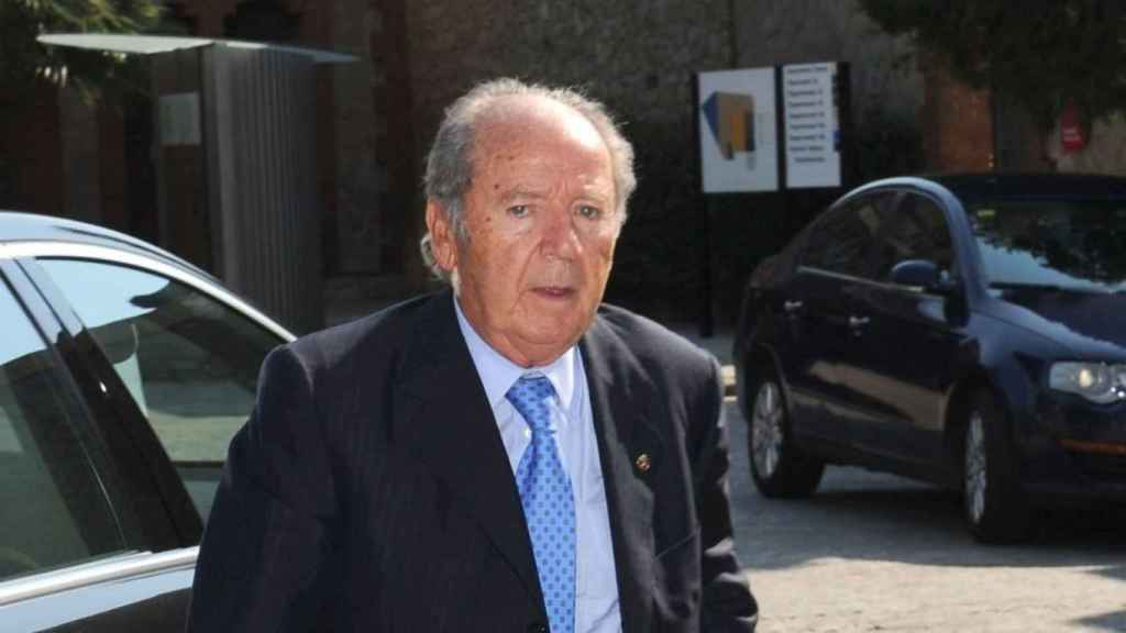 Muere José Luis Núñez, expresidente del FC Barcelona