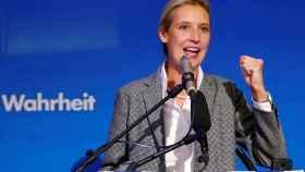 Alice Weidel, la ahora co-líder de AfD en el Bundestag.