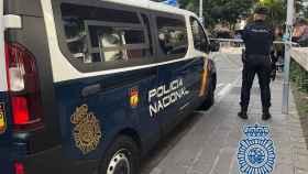 La Policía Nacional en Málaga