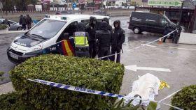 En agosto pasado un sicario que iba en bici mató a un español de Ceuta en mitad de las calles de Estepona (Málaga).
