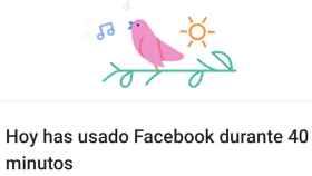facebook tiempo 5