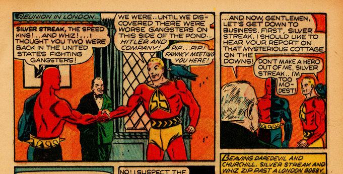 comics clasicos 1