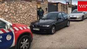 Lugar en Colmenar de Oreja donde una mujer y su hija han muerto atacadas por sus perros.