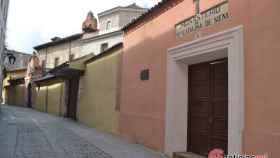monasterio santa catalina siena valladolid 1