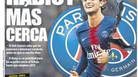 Portada Mundo Deportivo (22/11/18)