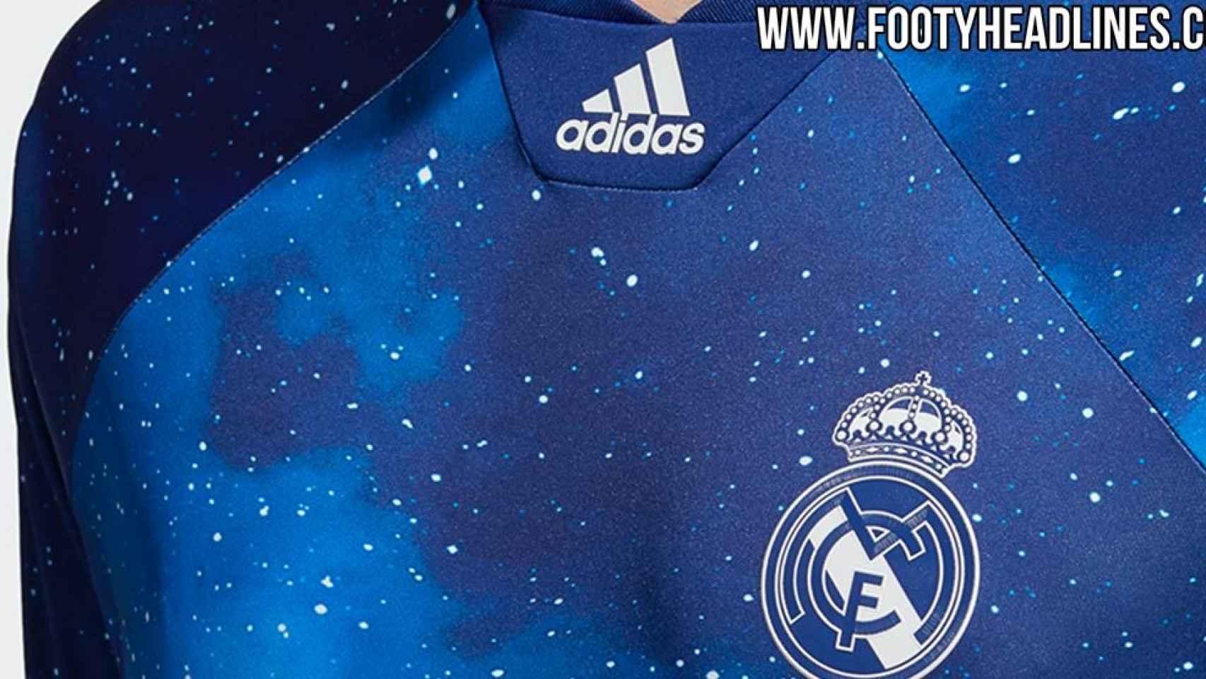 EA Sports y Adidas diseñan la camiseta más galáctica del Real Madrid