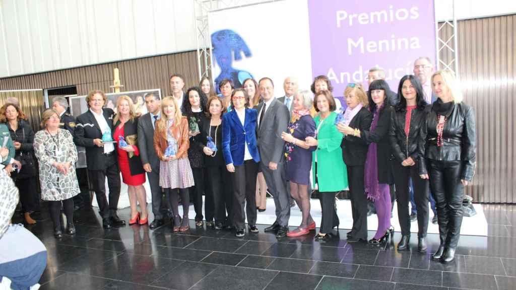 EL ESPAÑOL recibe el premio por la serie La vida de las víctimas.