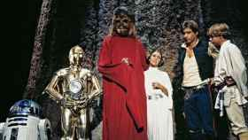 Fotograma del Star Wars Holiday Special, el mayor bodrio jamás filmado.