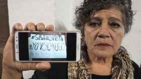 María Antonia Pacheco, de 59 años, es la gaditana que el domingo pasado boicoteó un acto de Susana Díaz en Chiclana de la Frontera (Cádiz).