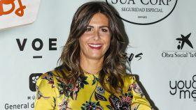 Nuria Roca, en la gala benéfica 'Ningún niño sin derechos'.