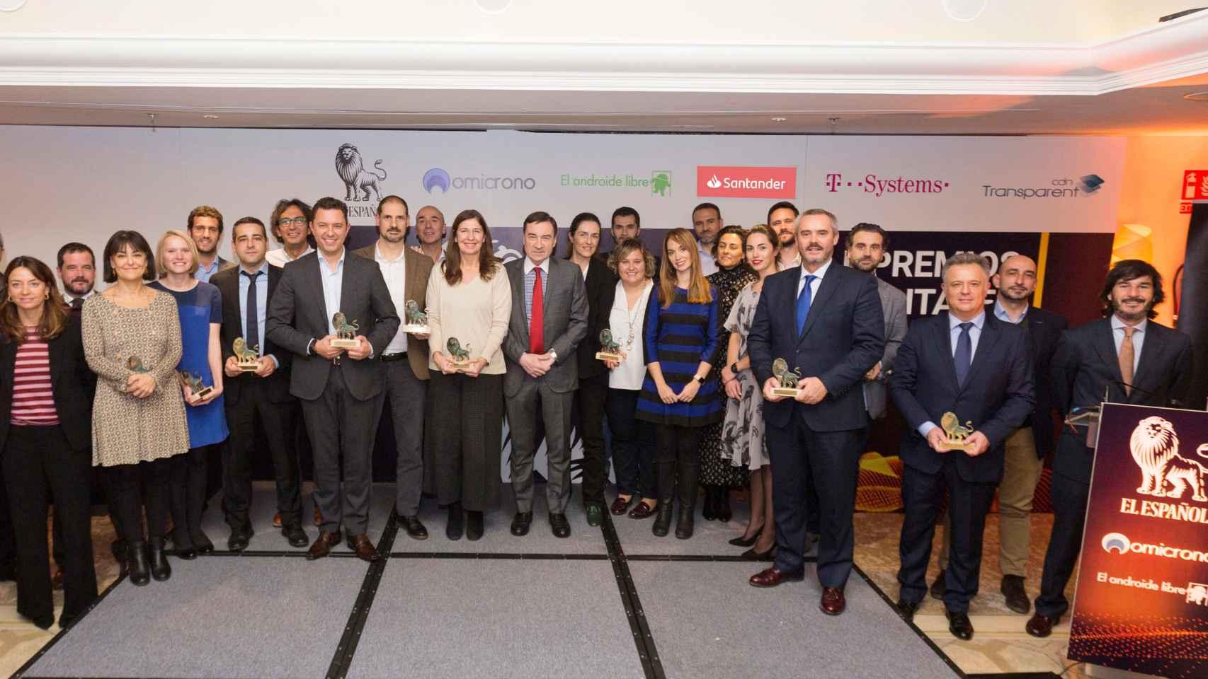 II Premios Digitales