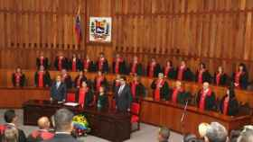 El Tribunal Supremo venezolano