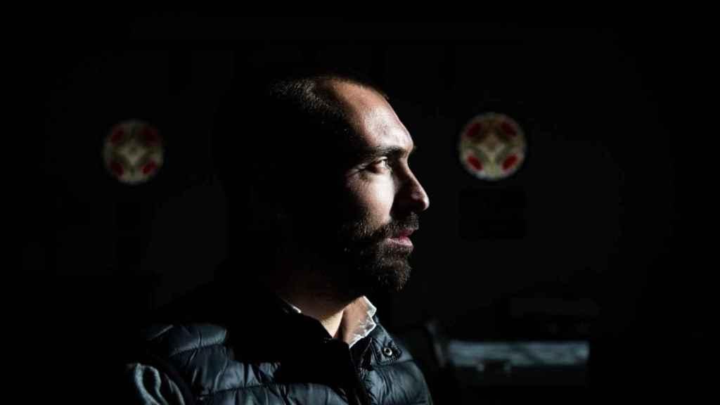 Carlos Muela, director gerente de la yeguada SR4.