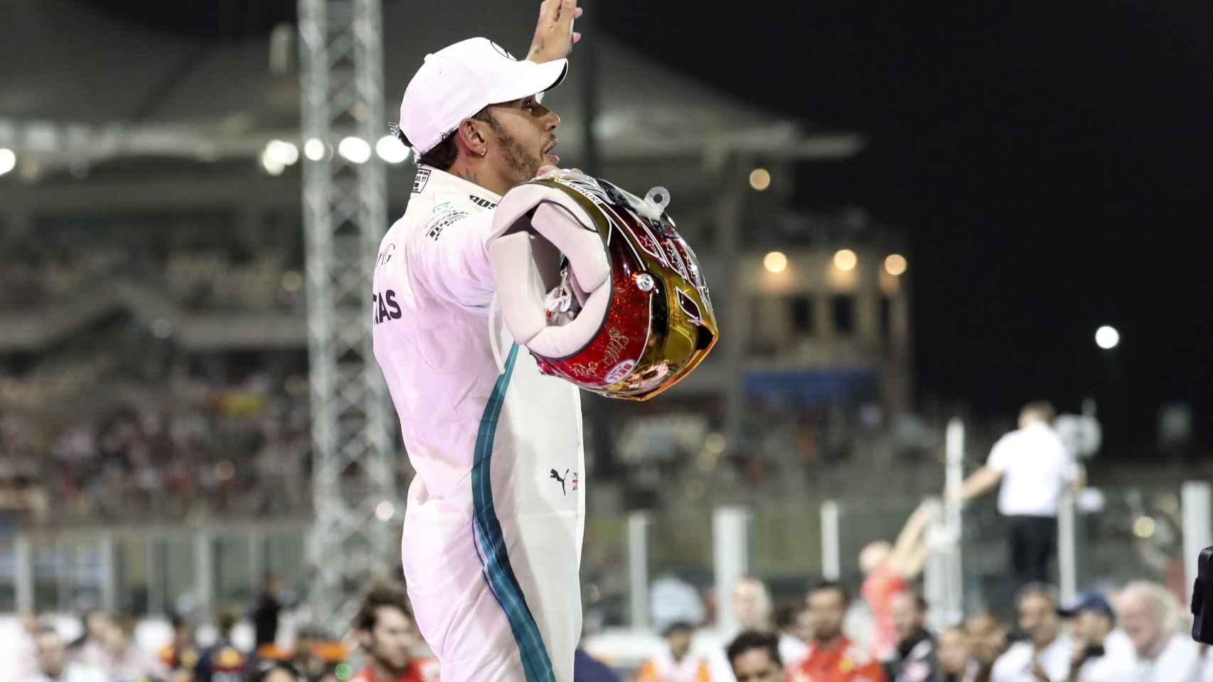 Gran Premio de Abu Dhabi de Fórmula 1