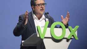 Francisco Serrano, candidato de Vox en Andalucía.