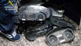 La estafa más habitual es la de afeitar el vehículo, es decir, alterar el cuentakilómetros.