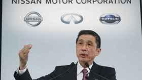 Hiroto Saikawa, presidente y CEO de Nissan.