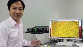 He Jiankui, el científico que afirma haber creado bebés de diseño.