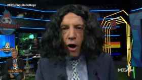 Cristóbal Soria celebra la derrota del Real Madrid de manera diferente