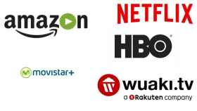 Comparativa actual servicios streaming: Netflix, Prime Video, HBO…