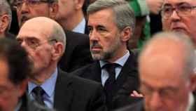 Ángel Acebes, en el banquillo del juicio de la salida a bolsa de Bankia