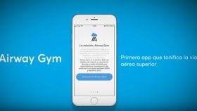 Airway Gym, la primera app para tratar la apnea del sueño