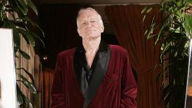 Hugh Hefner en una imagen de archivo.