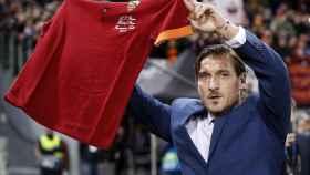 Homenaje a Francesco Totti