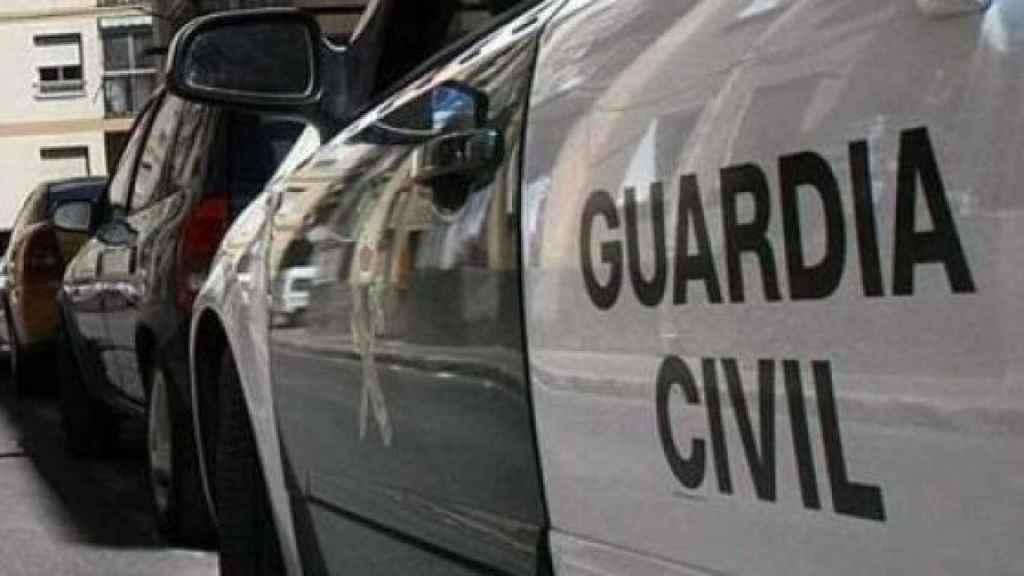 Imagen de archivo de un efectivo de la Guardia Civil