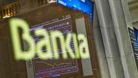 Acciones de Bankia.