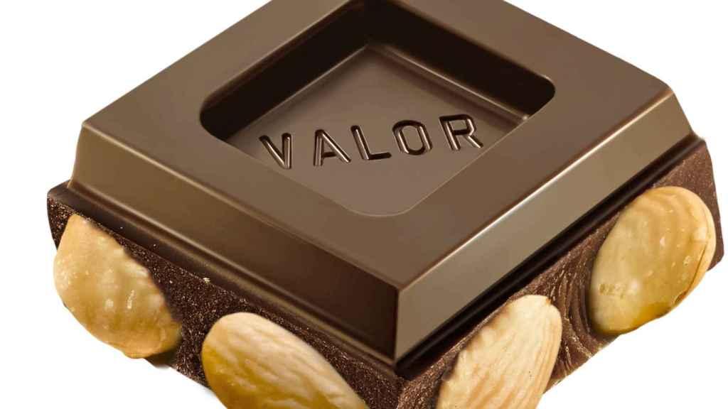 El crecimiento de Chocolates Valor se debe en gran medida al aumento de la demanda registrado.