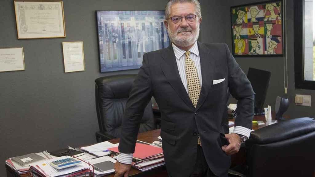 F. Javier de Mendizábal, consejero delegado de ACH