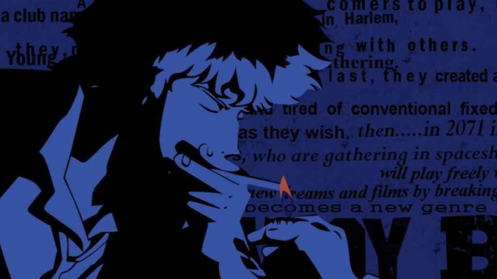 Imagen del anime de 'Cowboy Bebop'.
