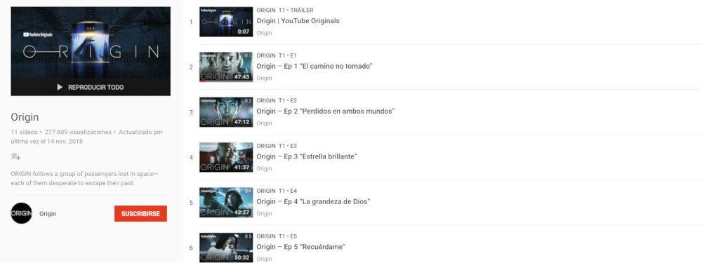 youtube originals 2