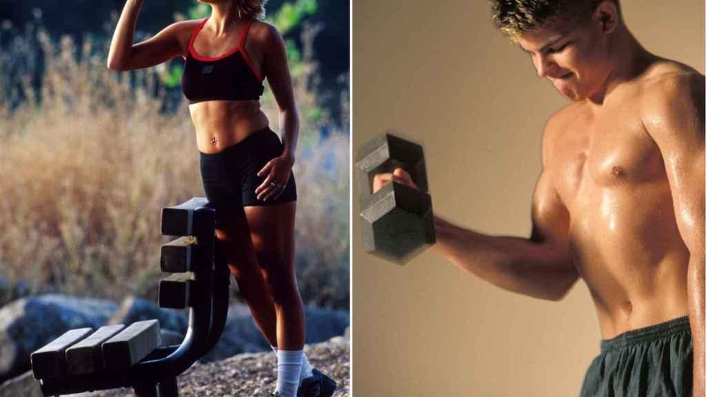¿Correr o levantar pesas?