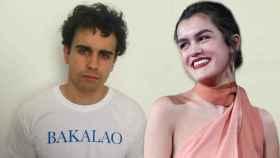 Diego Ibáñez y Amaia Romero en un montaje de Jaleos.