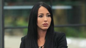 Aurah Ruiz en una imagen de archivo.