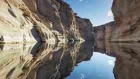rock mountain, lake powell, page