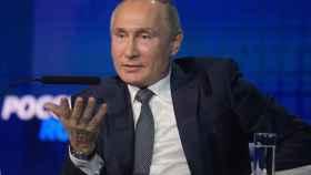 Putin acusa al líder ucraniano de planear los enfrentamientos navales