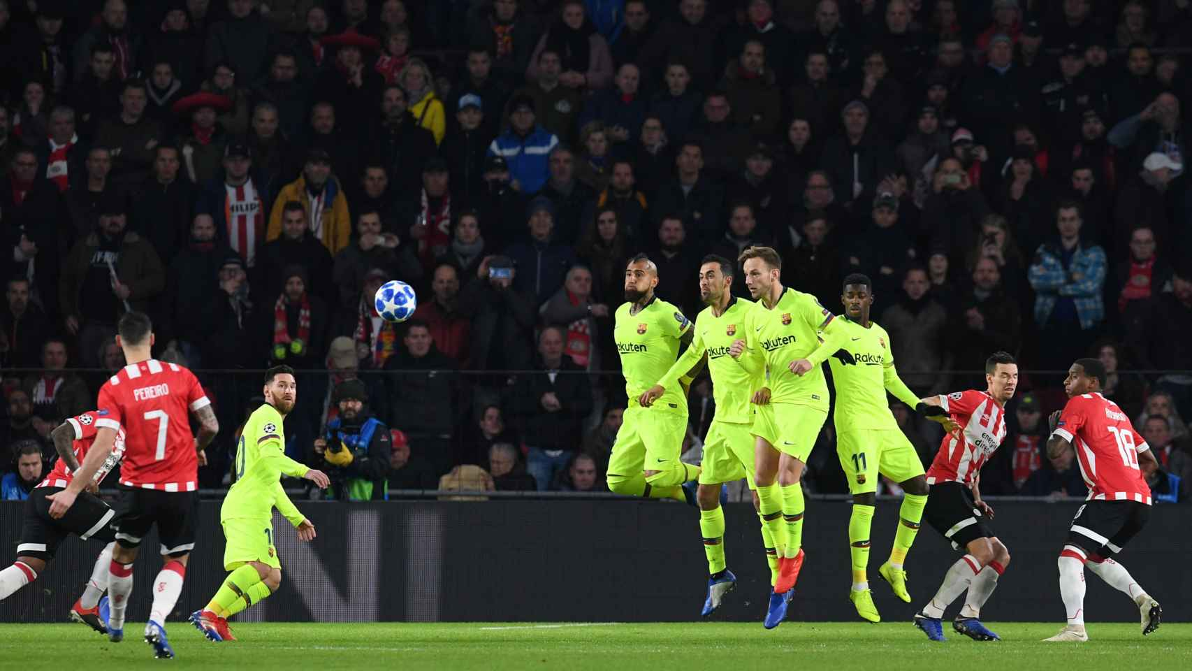PSV Eindhoven - Barcelona