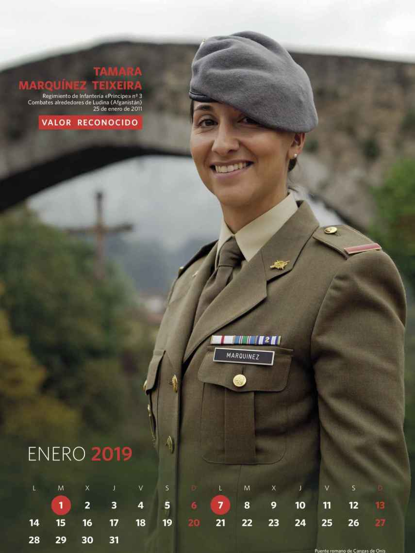 Enero, Tamara Marquínez Teixeira.