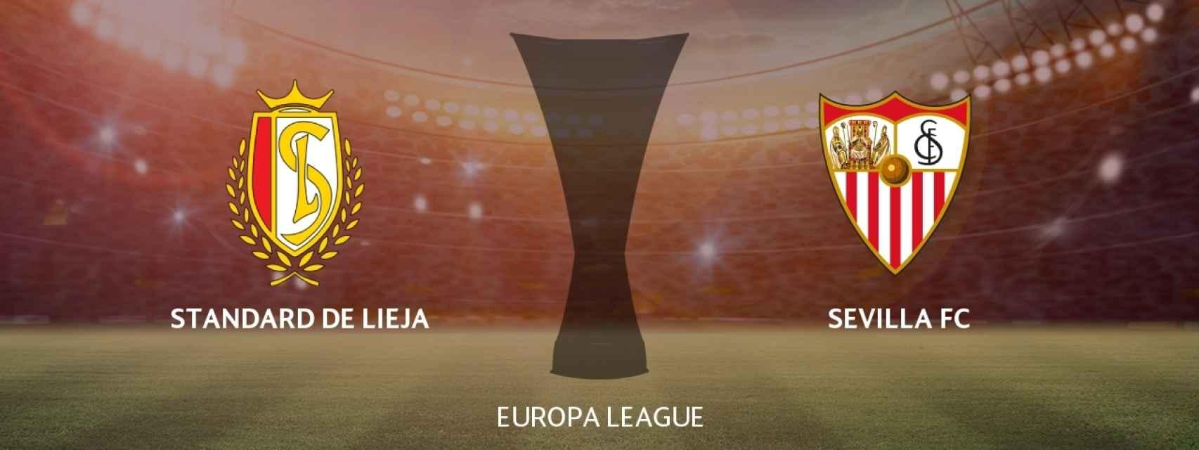 Standard de Lieja - Sevilla