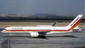 El primer vuelo transoceánico con un avión bimotor de Air Europa cumple 30 años