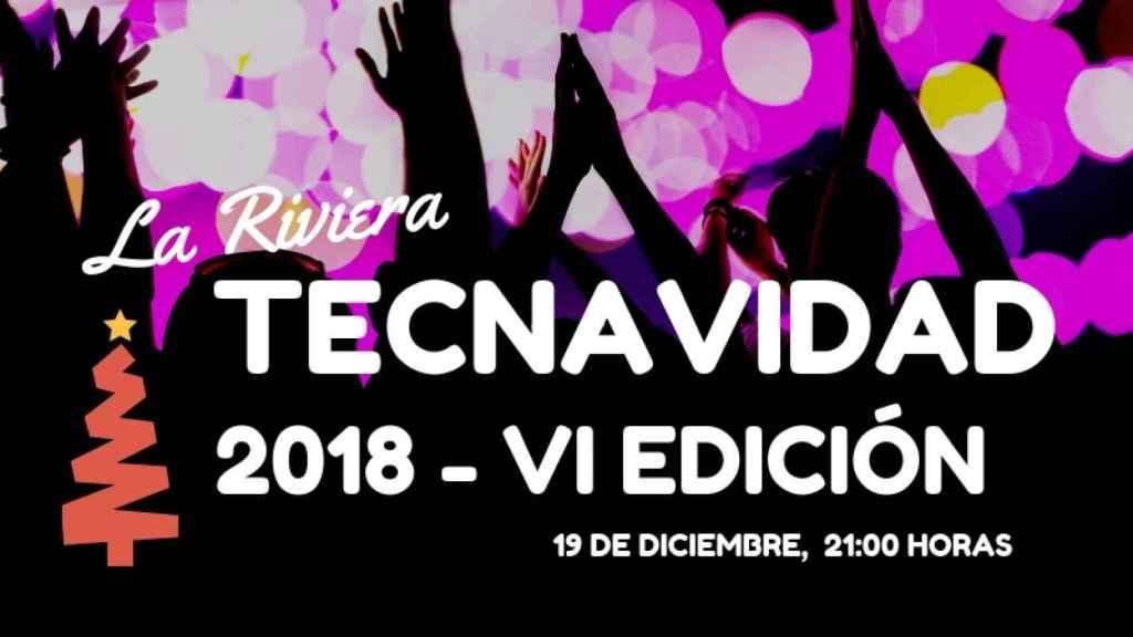 Tecnavidad, la fiesta solidaria de la industria tecnológica que quiere llenar La Riviera