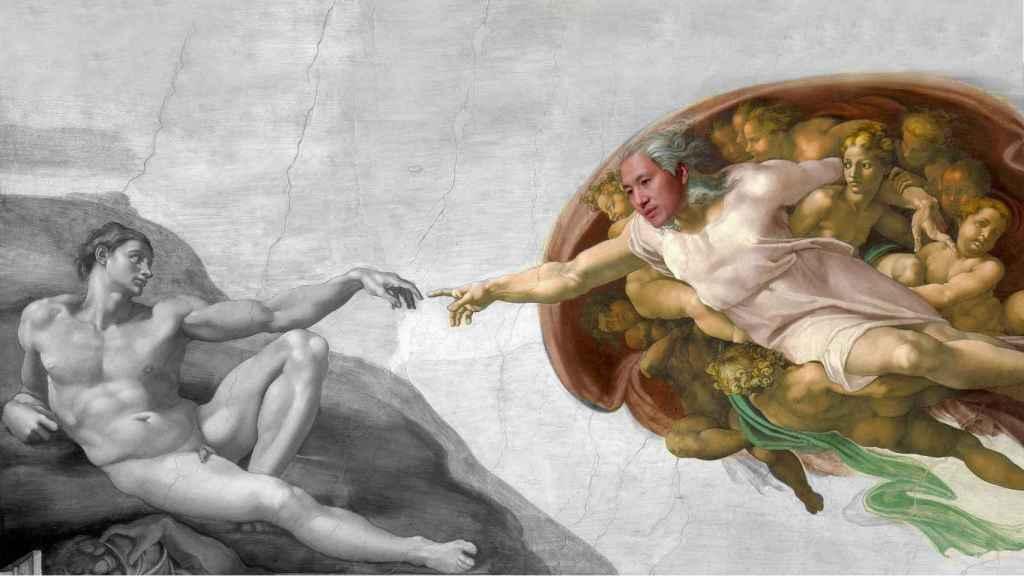 El científico que quiere quitarle el puesto a dios